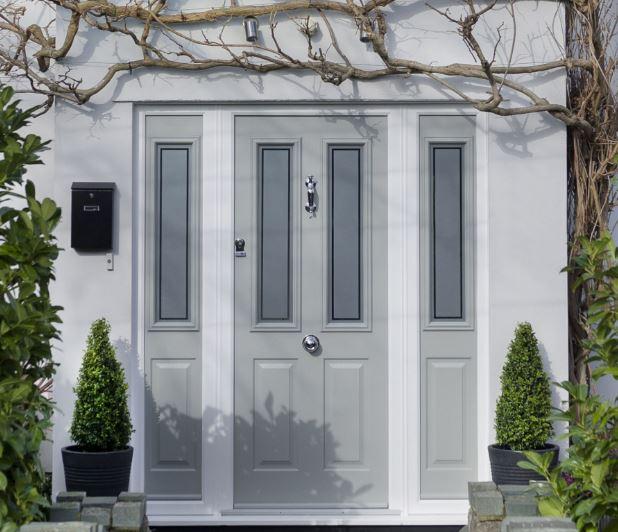 Solidor Ludlow composite door