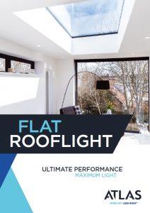 Atlas flat rooflight brochure