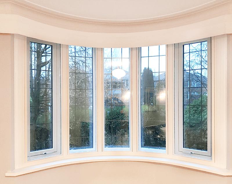 Liftout secondary glazing