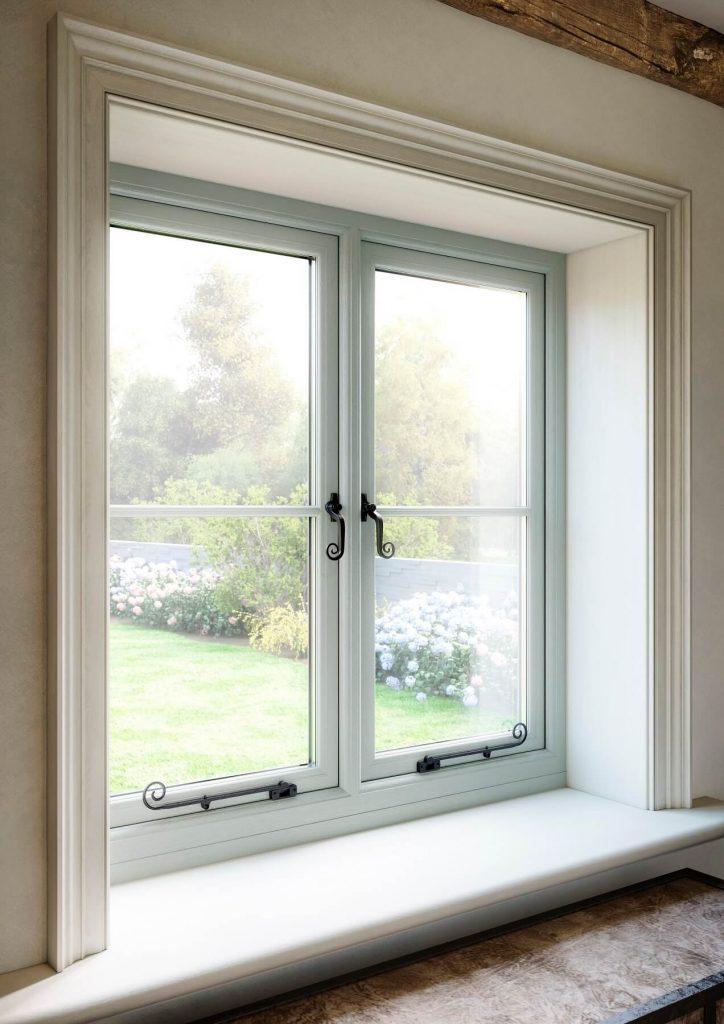 Casement Window internal view