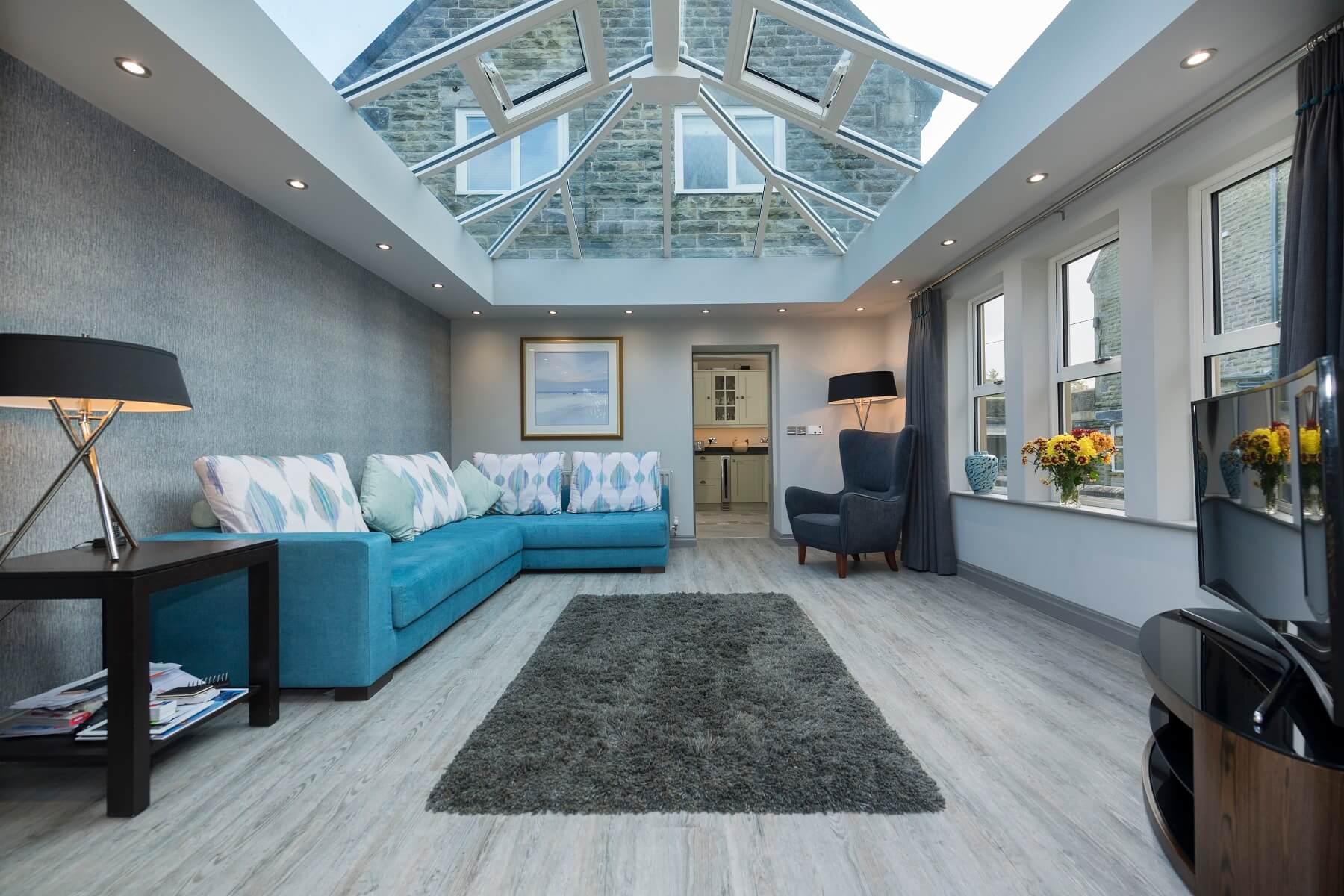 Orangery Internal Lounge